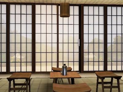 japanese livingroom sims 3