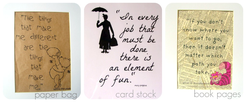 Disney movie quotes so you think you re crafty