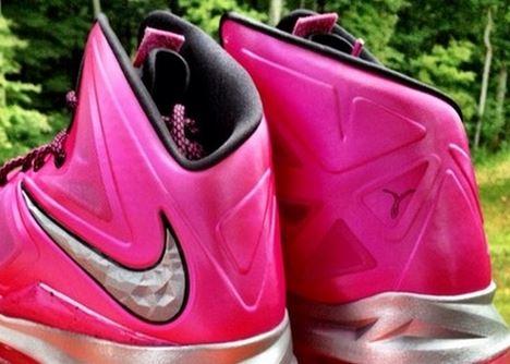 new product 2b756 dd797 Nike Lebron 10