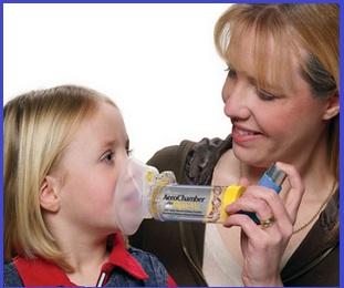 Penyebab Penyakit pernapasan pada anak