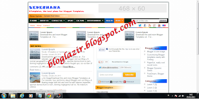 Download Gratis Sederhana Template