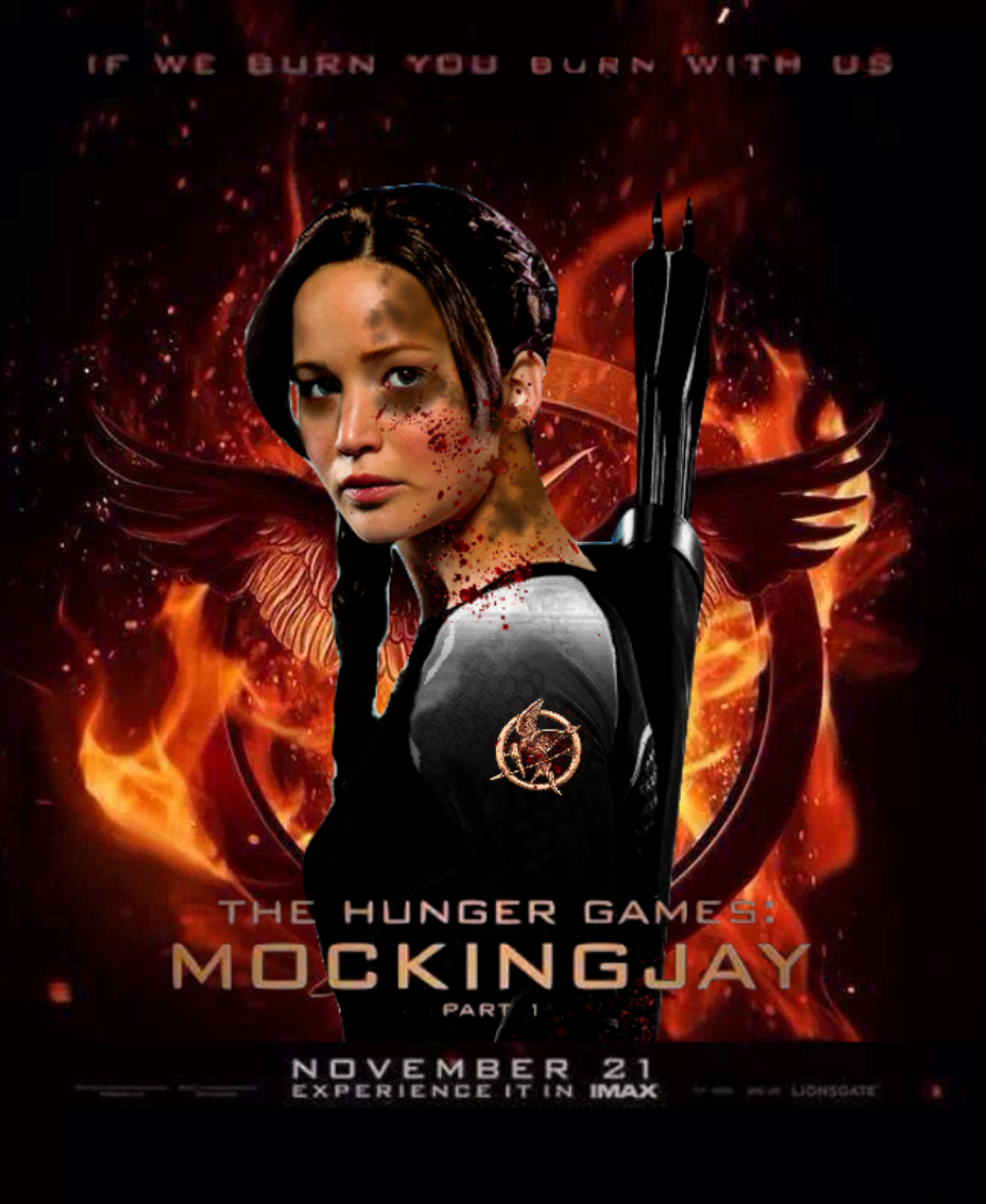 The Hunger Games: Mockingjay – Part 1 Movie Film (Sinopsis)