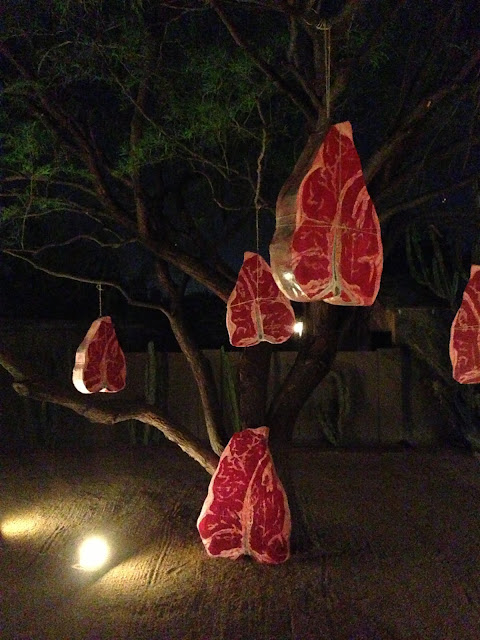 """The Meat Tree"" by Ronnie Ray Mendez"