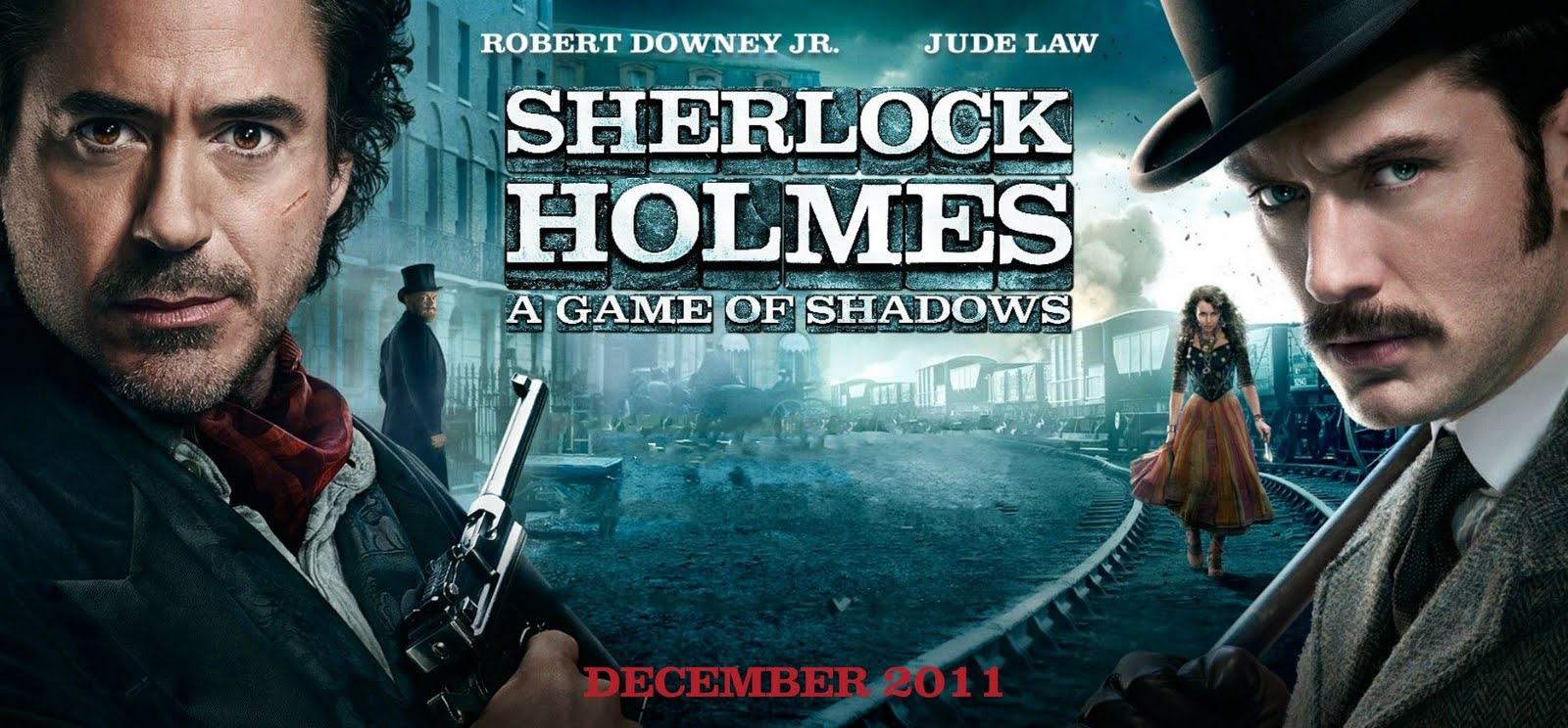 sherlock holmes 2 a game of shadows