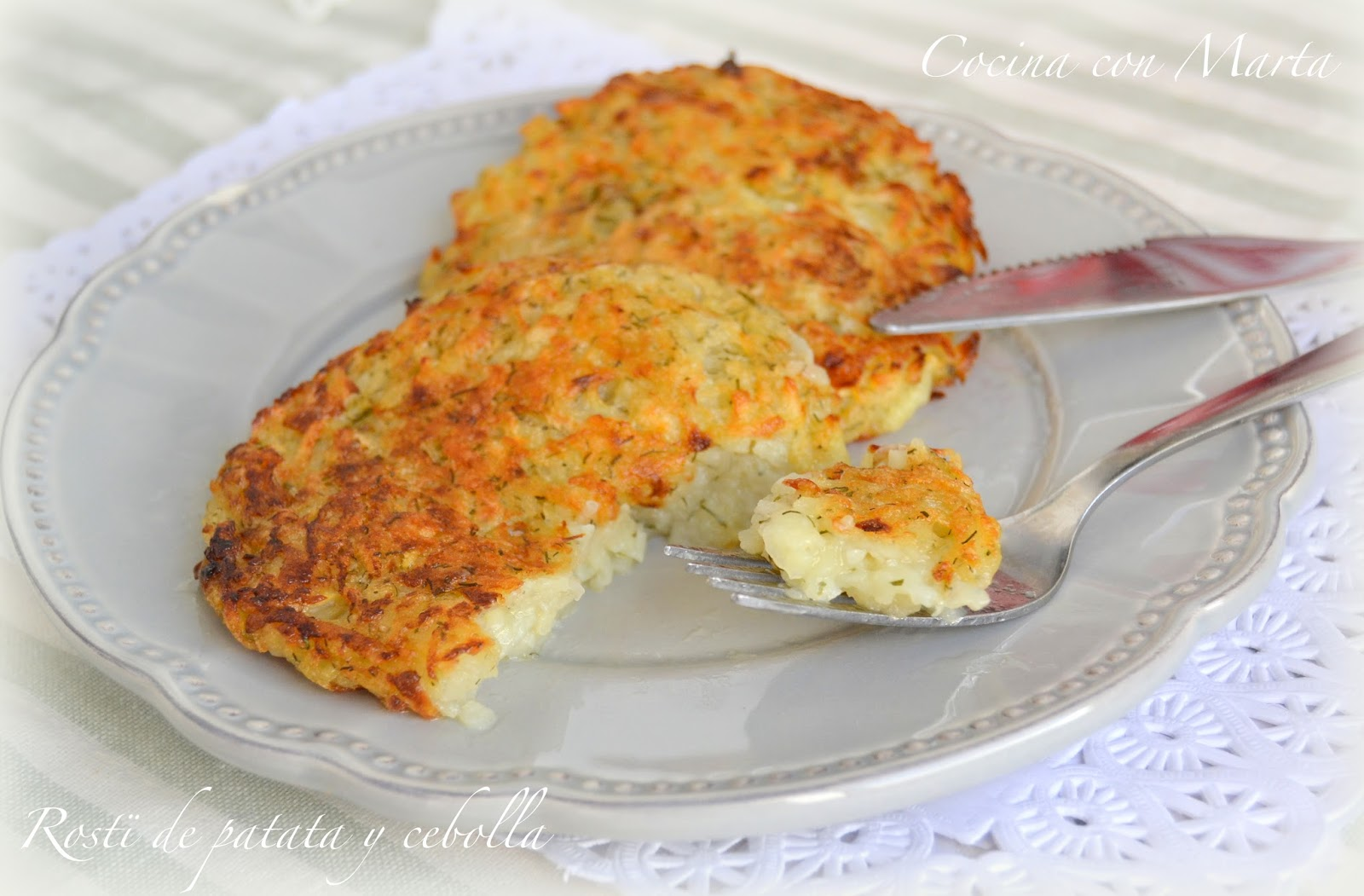 receta de patata