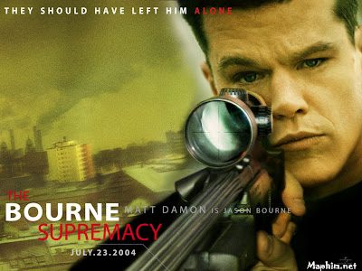 Quyền lực của Bourne - The Bourne Supremacy 2004