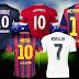 As 10 camisas mais vendidas em 2015