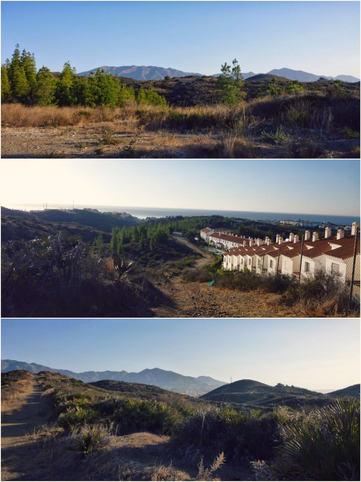 fuengirola mountains spain