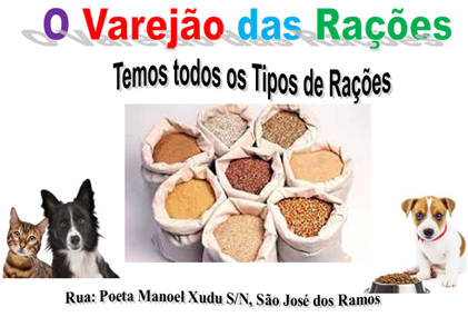 Rações para Animais