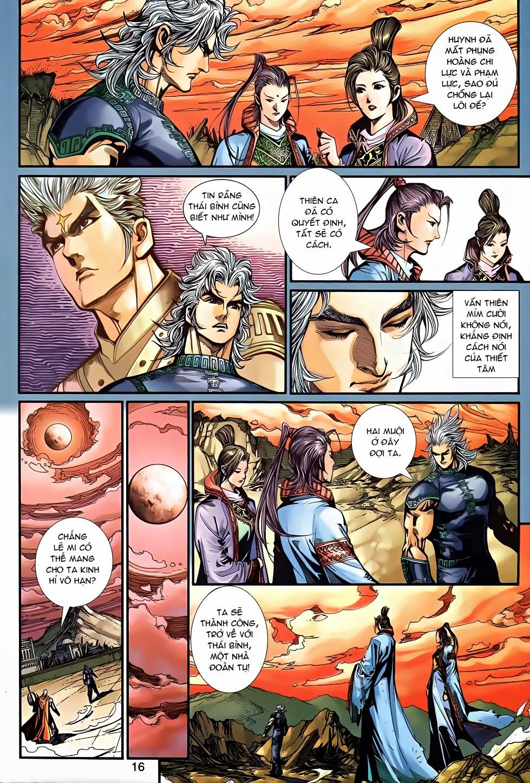Thần Binh Tiền Truyện 2 chap 21 Trang 16 - Mangak.info