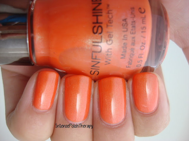Sinful Colours - Patent Pleasure