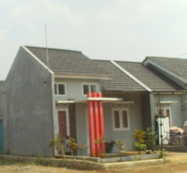 rumah idaman keluarga dengan konsep cluster minimalis angsuran 1 juta