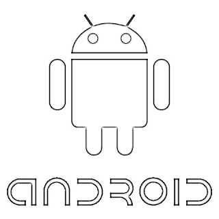 Google Android Logo Sketch