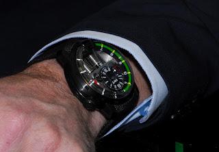wristshot HYT H1 Vincent Perriard