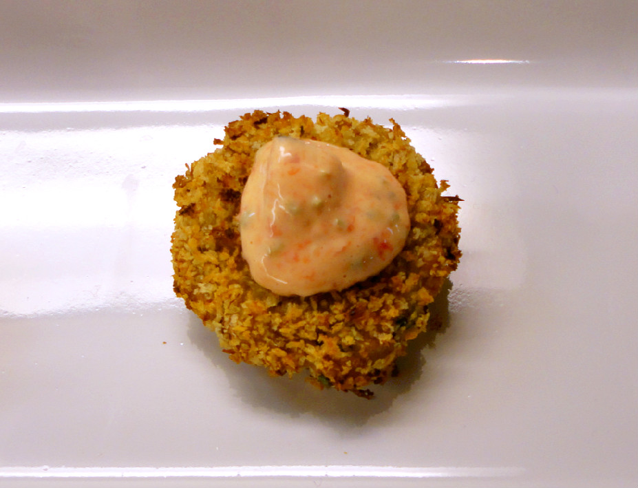 Recipe Resolution: Panko Crusted Crab Cake Bites with ...