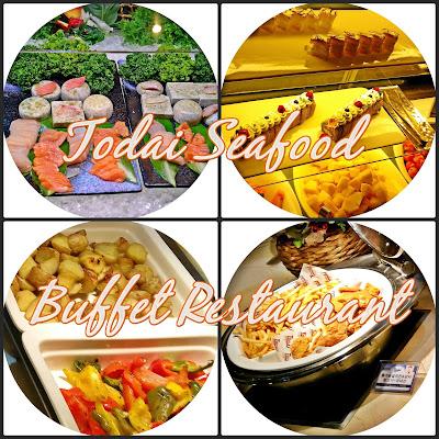 Todai Sushi and International Cuisine Restaurant | www.meheartseoul.blogspot.com