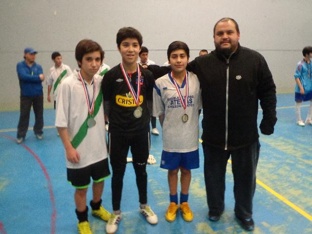 """""""Campeones en el Olimpo 2015"""""""