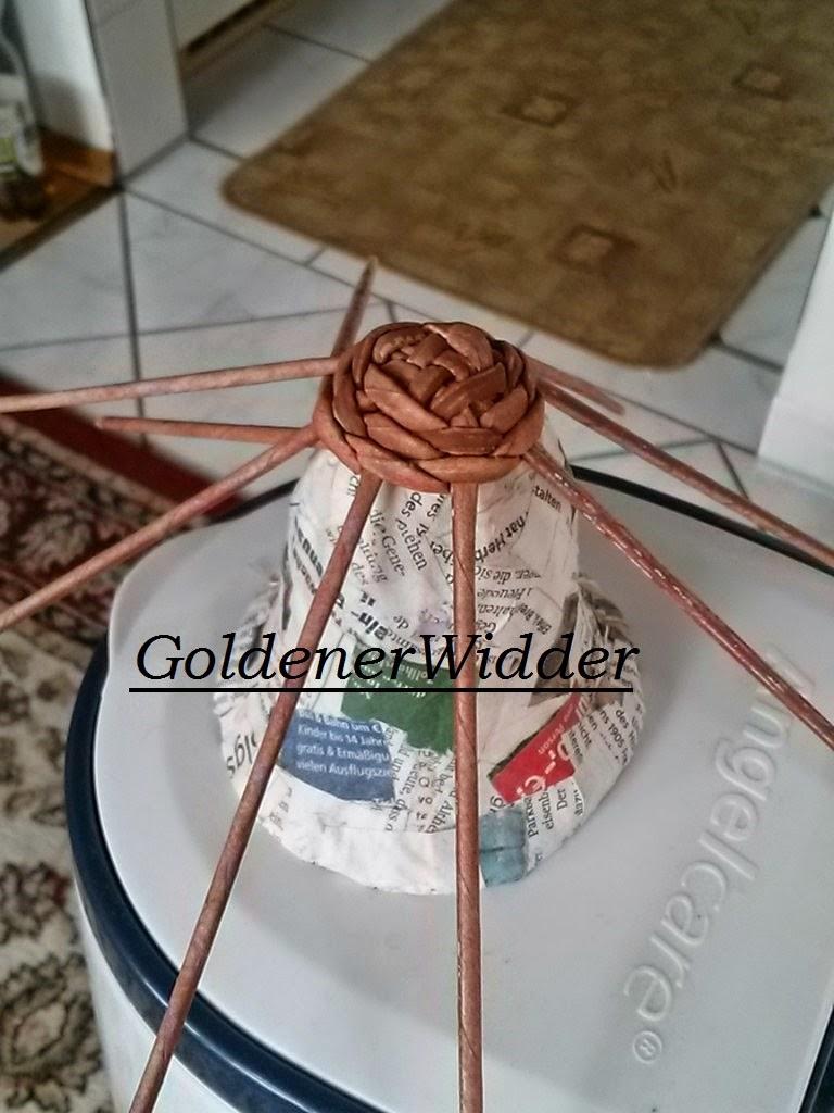 Плетение из газет на новогоднюю тему