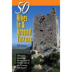 50 Hikes In Tuscany