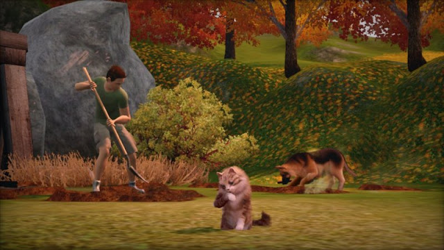 The Sims 3: Pets Expansion Pack Full Version PC Game | manojentertainment.com