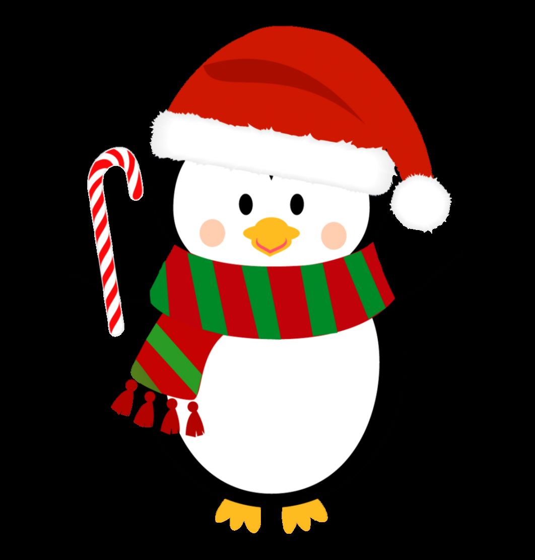 Christmas Penguin Clipart   Clipart Kid