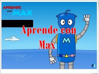 """""""Aprende con Max"""""""