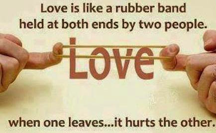 Love can HURT.