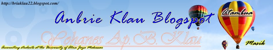 Klau's Blog