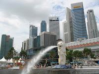 Singapore monuments