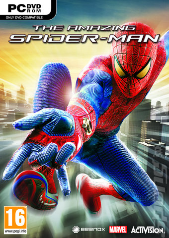 descargar juego spiderman amazing para pc gratis