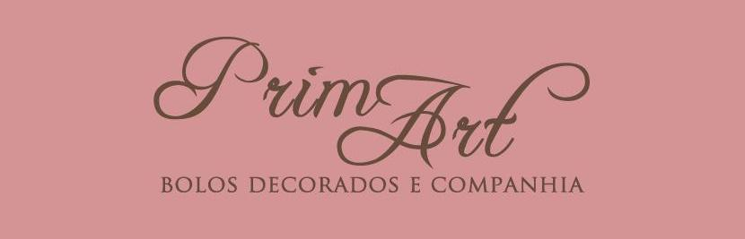 Prim'Art - Bolos Decorados