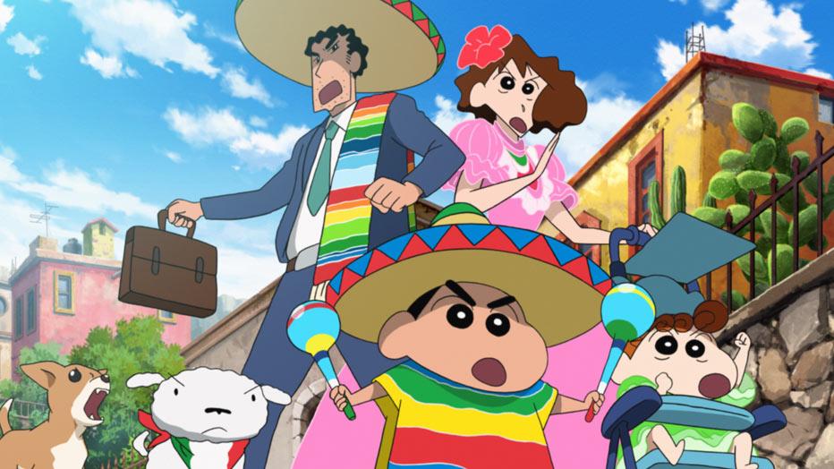 shin chan the movie english sub