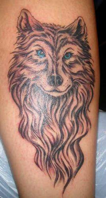 head_wolf_celtic_tattoo