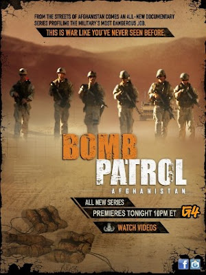 Bomb Patrol Afghanistan 1x10 The Firefight 2011 Moviefonewatch