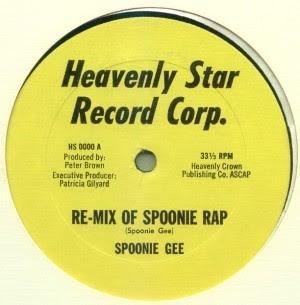 Spoonie Gee – Re-mix Of Spoonie Rap (VLS) (1982) (192 kbps)