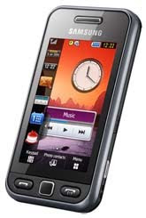 The Samsung Tocco Lite, reviews mobiles phone, iphone