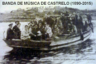 125 Aniversario da Banda de Música de Castrelo-Cambados