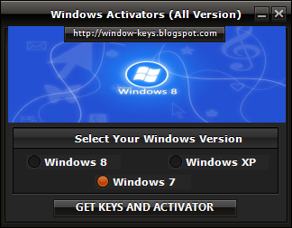windows 7 product keygen Free Download