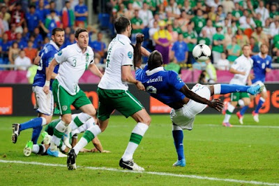 Italia-Irlanda 2-0 highlights