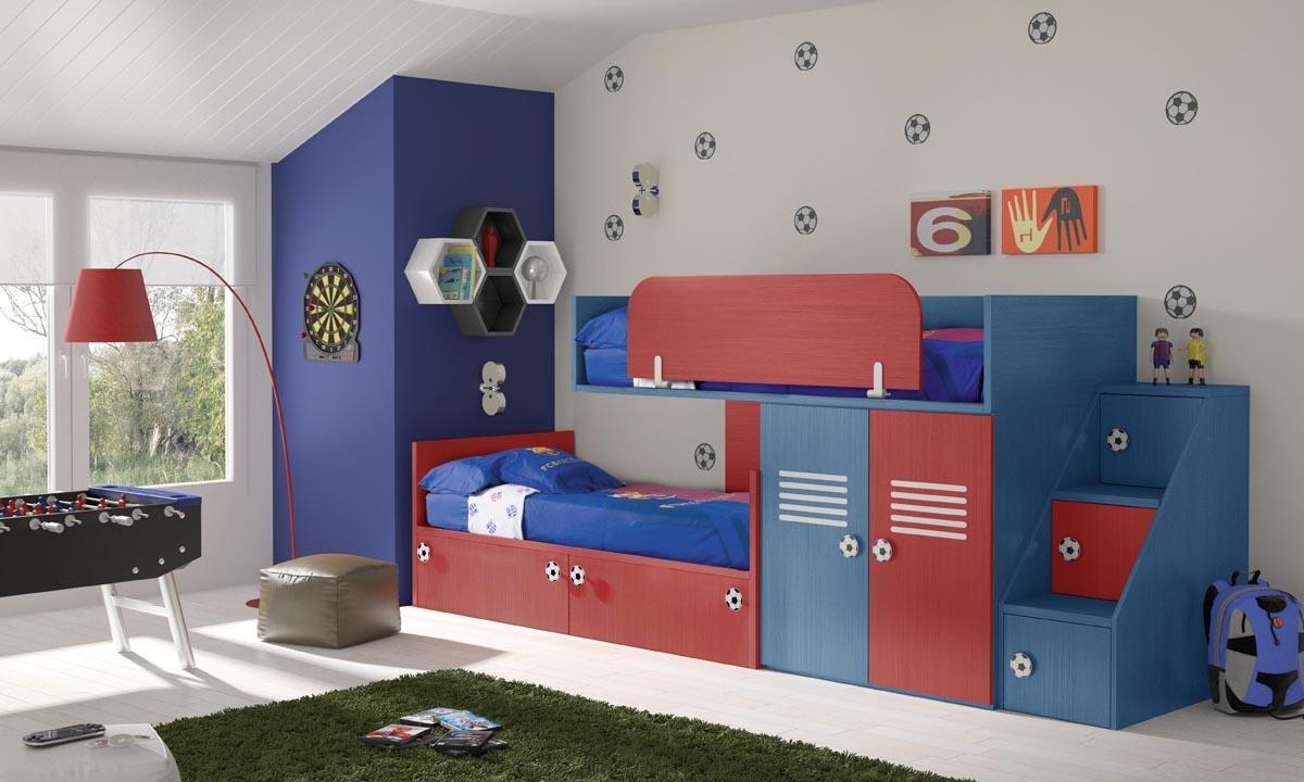 Informaci n de mobiliario opini n de producto mueble - Habitacion juvenil nino ...