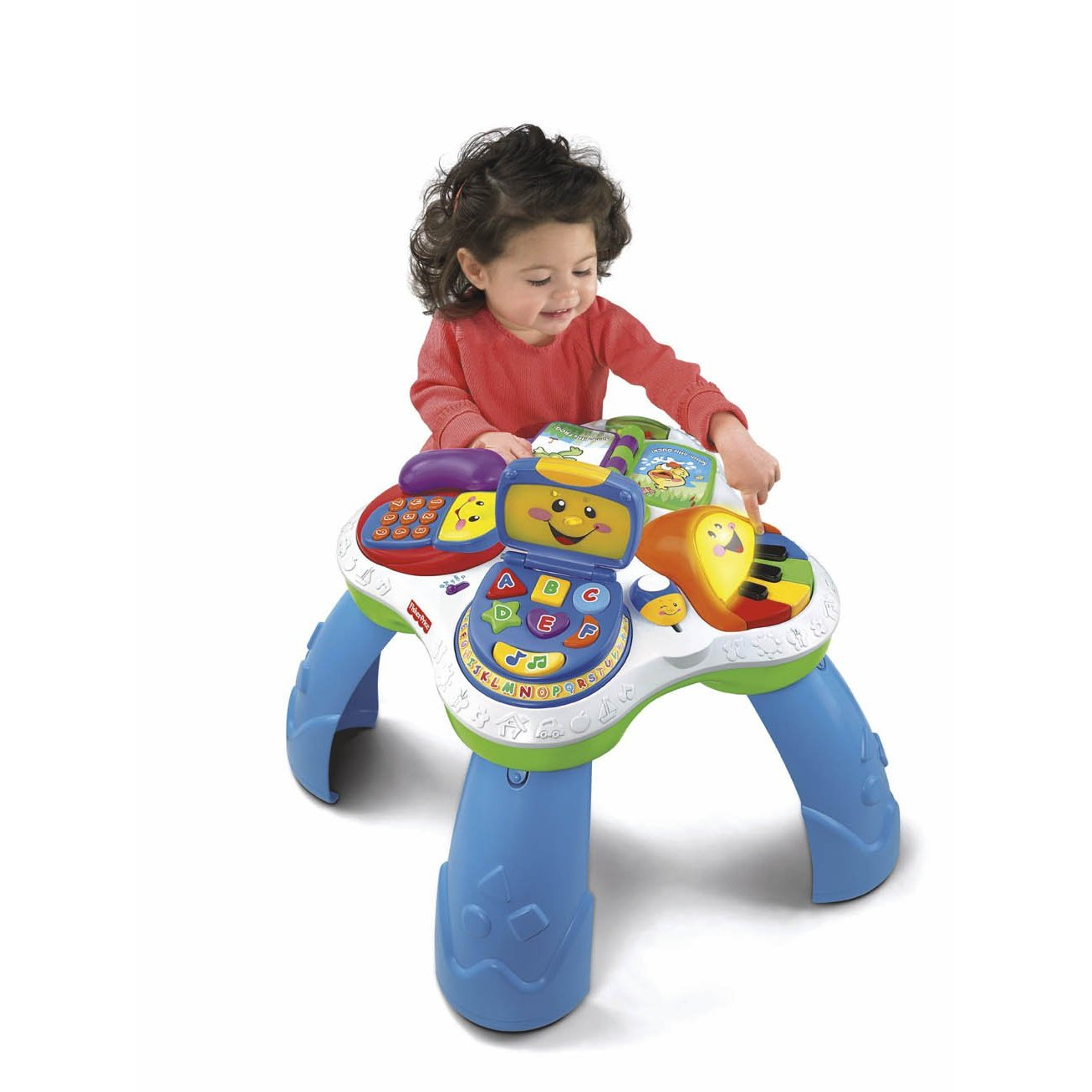 Musical Learning Toys : Amazon best product review fisher price laugh and learn