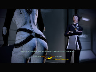 S2X's Sexual Game Screenshot Gallery: mAss Effect 2 - Miranda: s2xsgsg.blogspot.com/2013/01/mass-effect-2-miranda.html