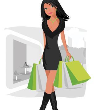 عالم التسوق