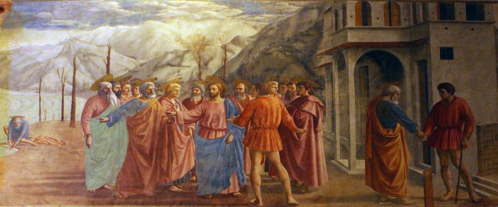 a biography of masaccio a historical figure