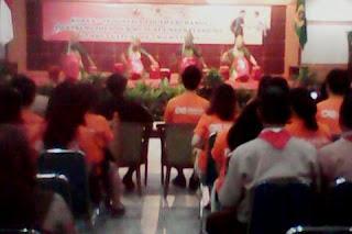 Pemuda Korsel Kunjungi Bogor