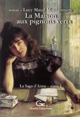 Livres de malice lucy maud montgomery anne la for Anne et la maison au pignon vert