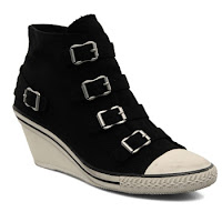 Sneakers compensées Ash Genial Bis