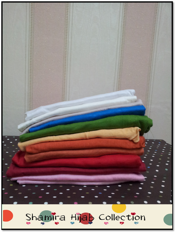 Inner Neck Collection RM6 each