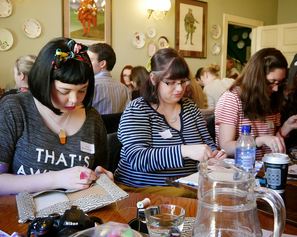Hillarys crafternoon, Crafty Hen, how to, sewing, instructions, DIY, Glasgow. sewing skills, crafting,