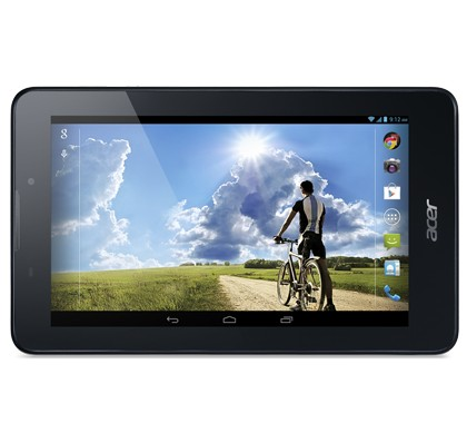 Nuovo tablet android 3G dati + voce di Acer